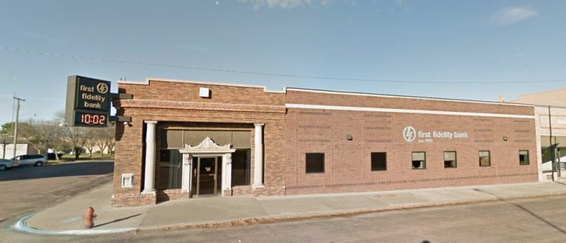 First Fidelity Bank - Burke, SD | Local Banking for South Dakota